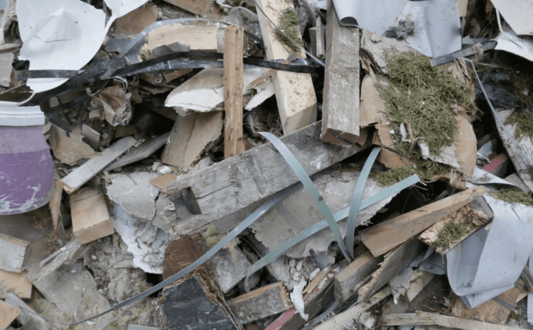 Standards for Managing Construction Waste in NSW Online Training